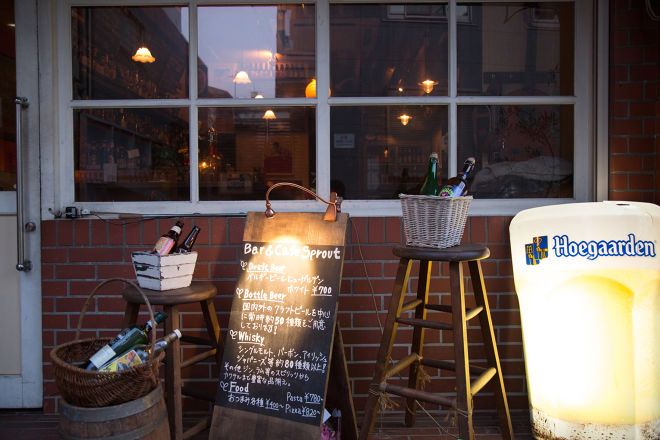 Bar&Cafe Sprout_14