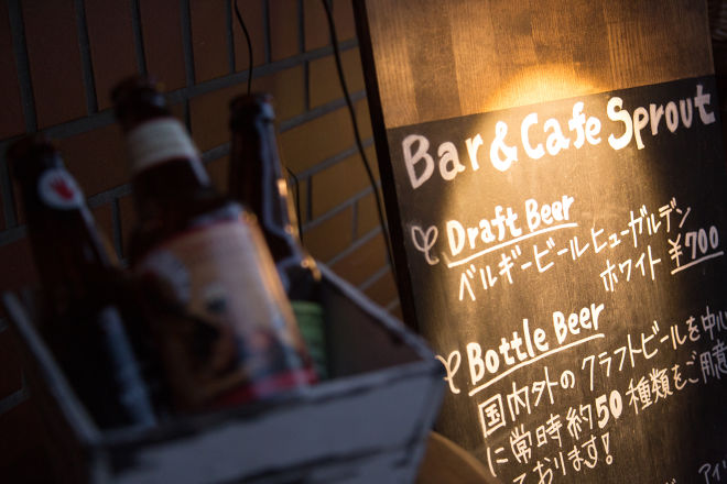 Bar&Cafe Sprout_15
