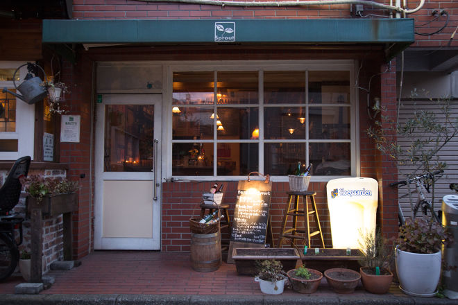 Bar&Cafe Sprout_18
