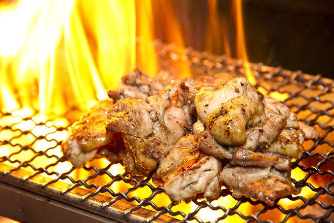 地鶏料理ともつ鍋 一八