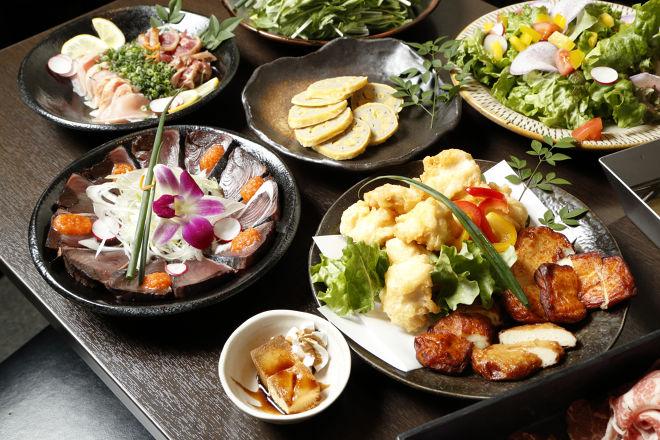 厳選鍋×九州料理 さつま武蔵 田町店