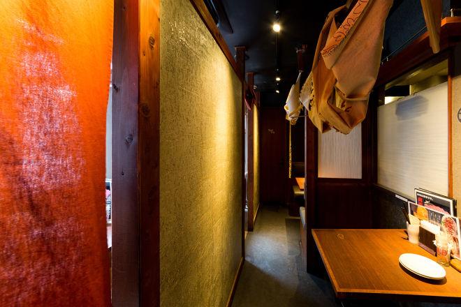 完全個室×GRILL DINING ふかざわ 浜松町・大門店_3