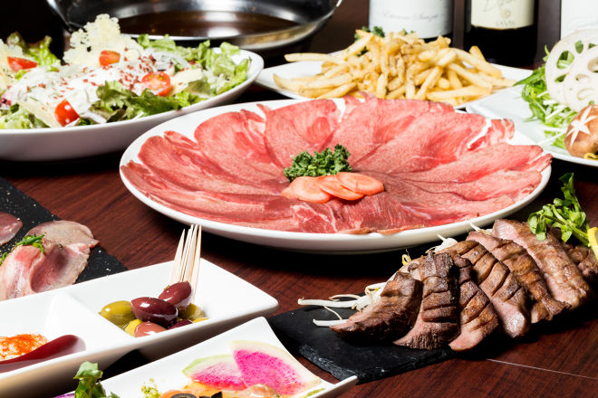 完全個室×GRILL DINING ふかざわ 浜松町・大門店_4