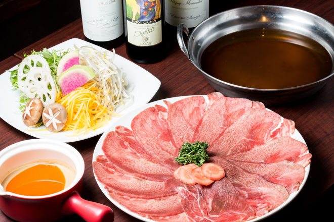完全個室×GRILL DINING ふかざわ 浜松町・大門店_7