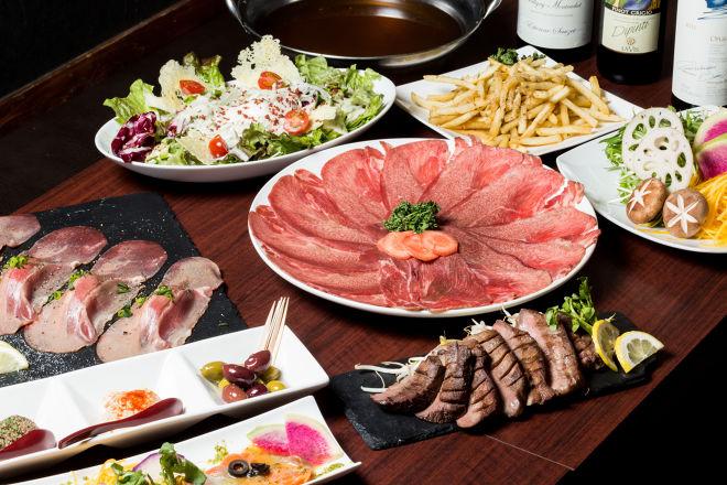 完全個室×GRILL DINING ふかざわ 浜松町・大門店_13