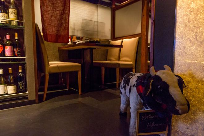完全個室×GRILL DINING ふかざわ 浜松町・大門店_17