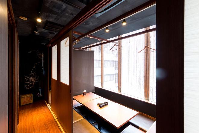 完全個室×GRILL DINING ふかざわ 浜松町・大門店_18
