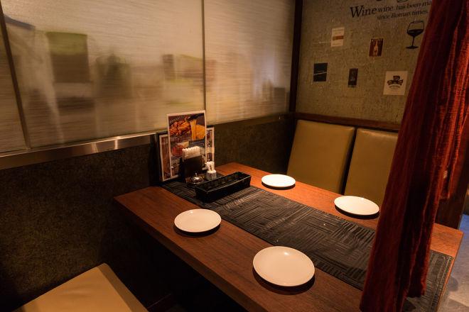 完全個室×GRILL DINING ふかざわ 浜松町・大門店_22