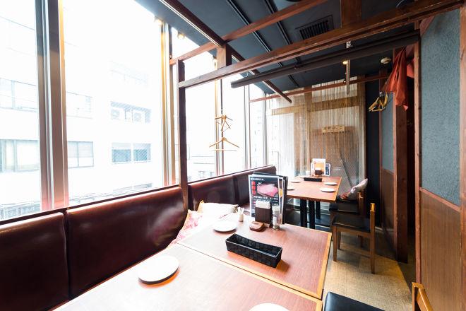 完全個室×GRILL DINING ふかざわ 浜松町・大門店_23