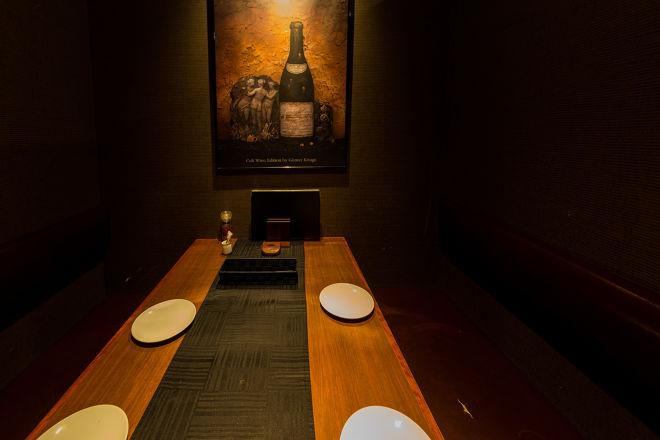 完全個室×GRILL DINING ふかざわ 浜松町・大門店_26