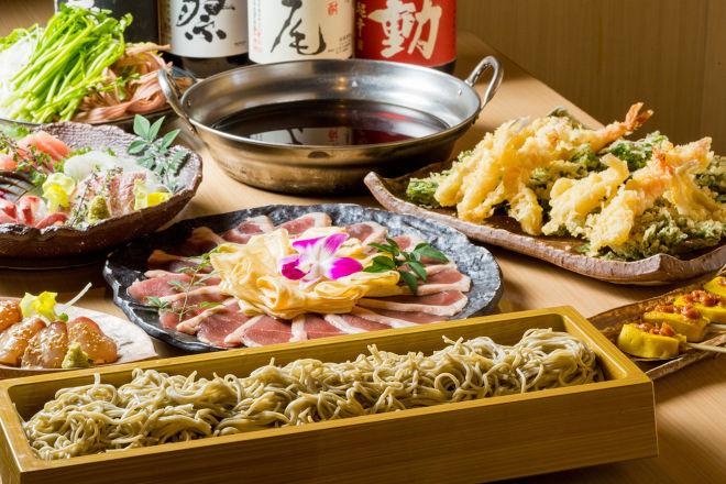 厳選鴨すき鍋×日本酒 竹蔵 大門・浜松町店
