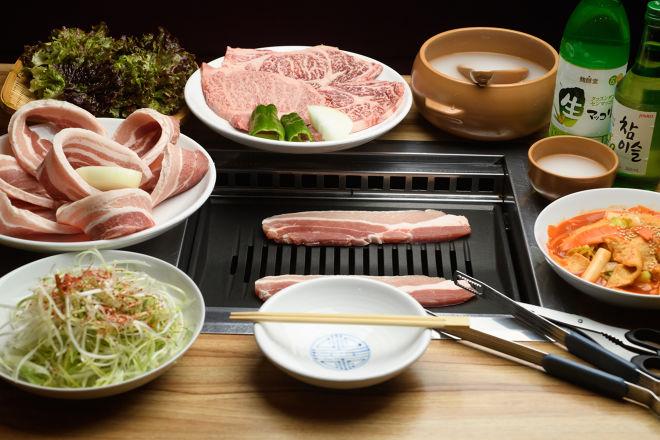 焼肉・韓国料理 大舶 (旧ノルブ家)