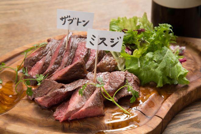 肉酒場ビストロ 男前 日本橋三越前店_8