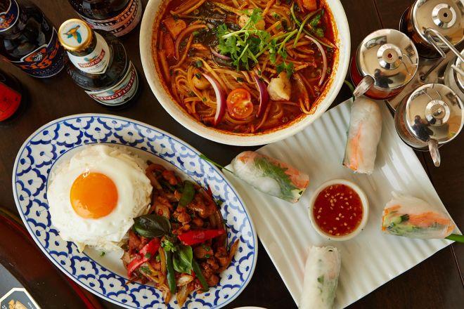 アジアン料理 サティー