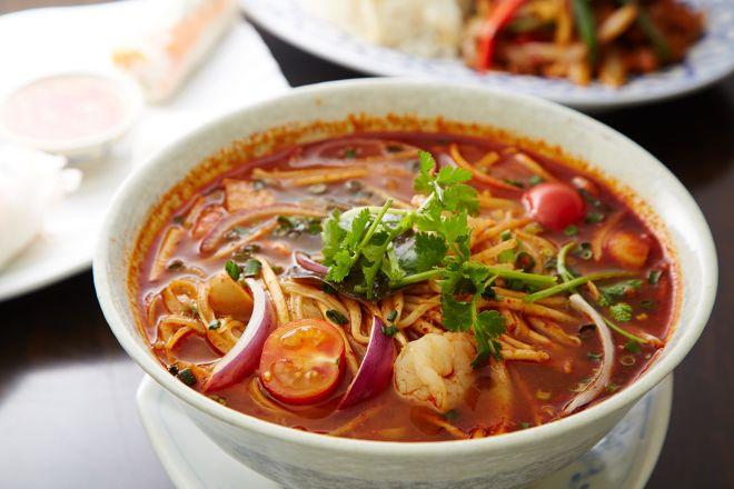 アジアン料理 サティー_8