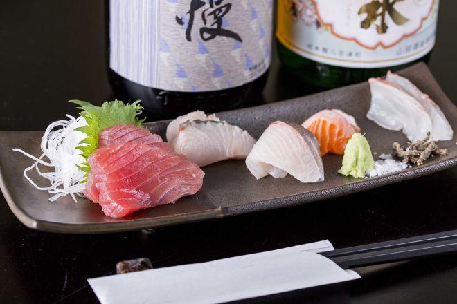 美味しい野菜と魚 じねん