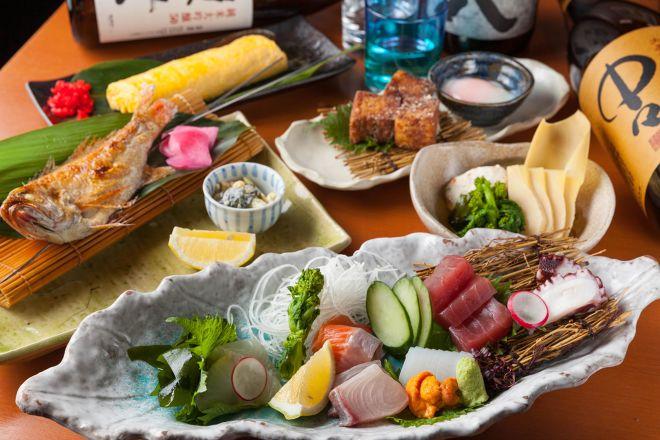 旬魚菜 ひだまり