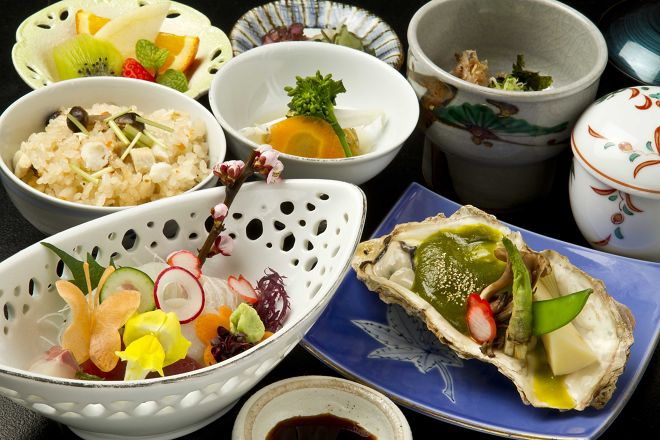 京料理 鯛のたい