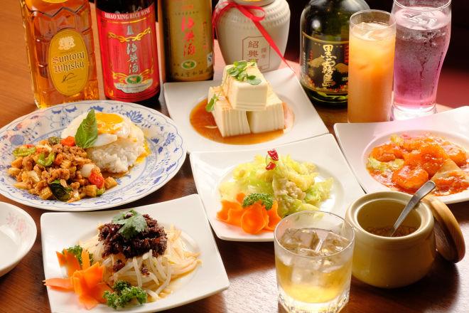 中国料理・タイ料理 チャイハナ