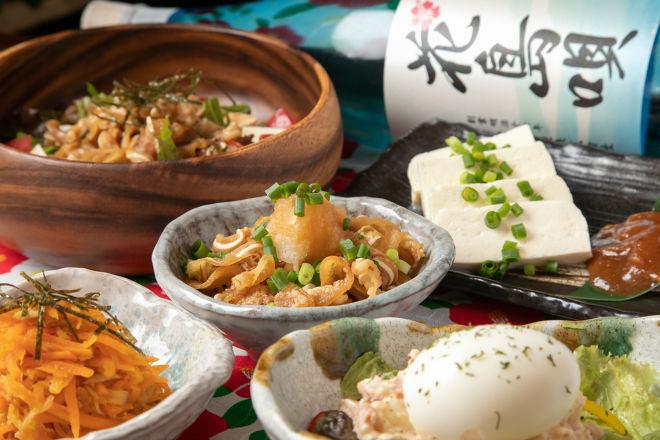 沖縄食堂ハイサイ なんばこめじるし店