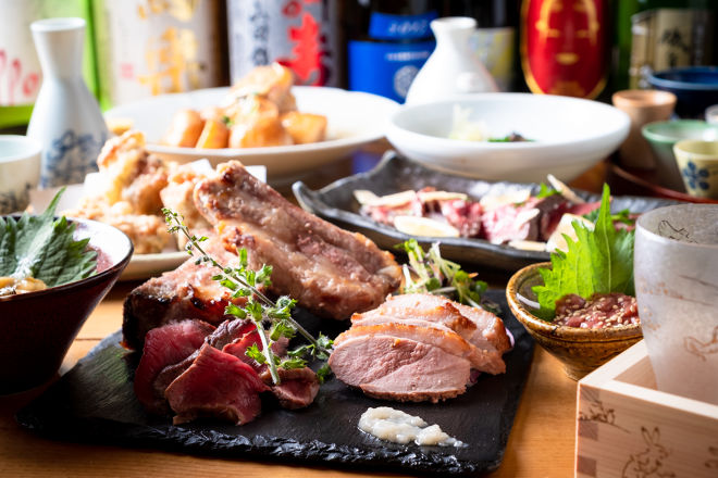 肉と日本酒 jogo~上戸~銀座店