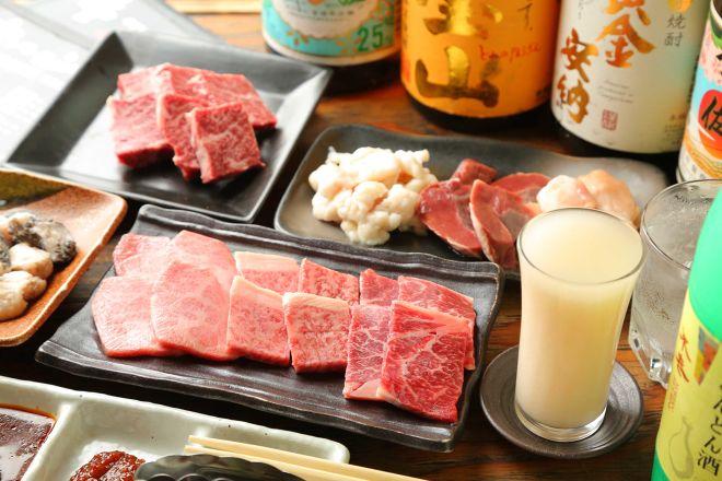 炭焼和牛 七福