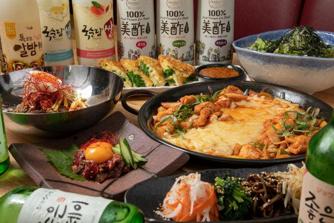 肉×鍋×韓国料理 韓国バル OKOGE