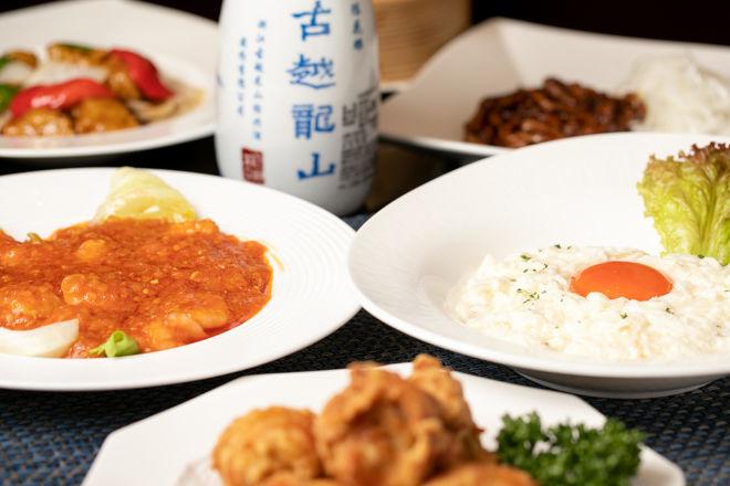 中国料理 青冥 堂島本店