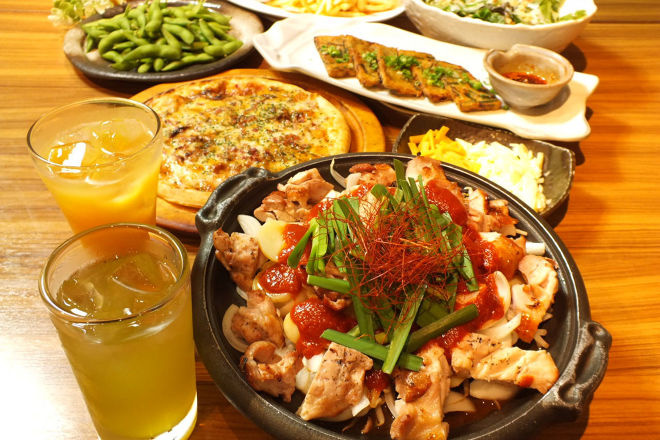 JAPANESE DINING 和民 久茂地店