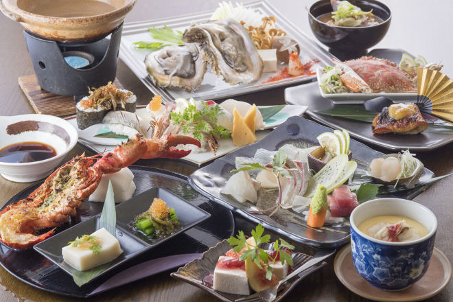 日本料理 桐壷