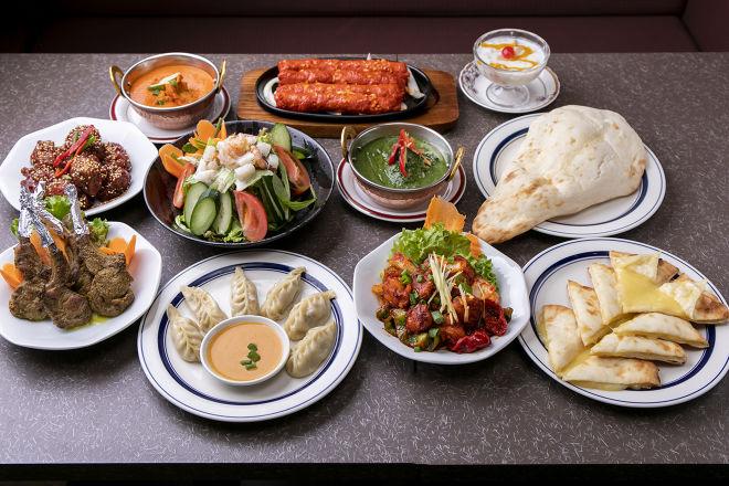 インド・アジア料理 プルナ
