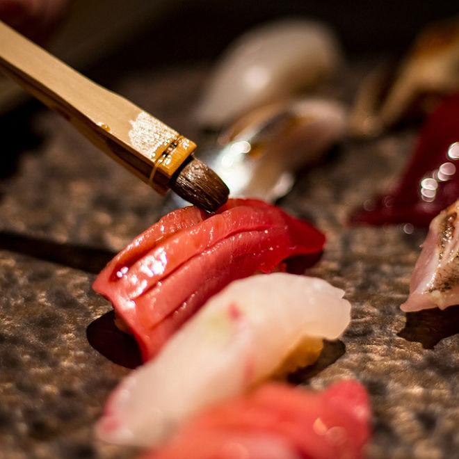 恵比寿 鮨 おぎ乃