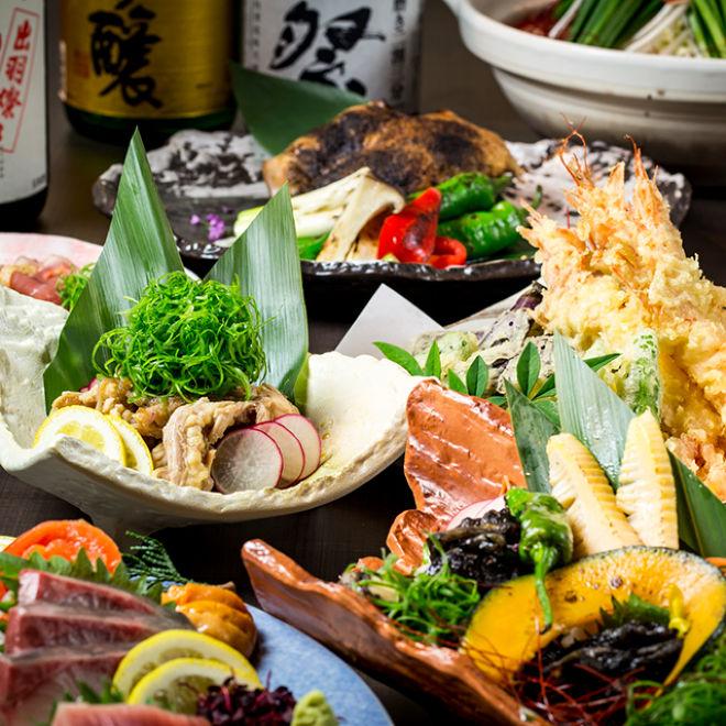 薩摩地鶏と個室居酒屋 信玄 高田馬場店