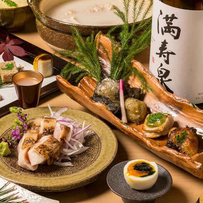京丹波黒鶏と完全個室 炭匠 六本木店