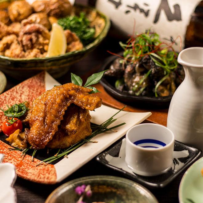 地鶏個室居酒屋 久谷 王子店_11