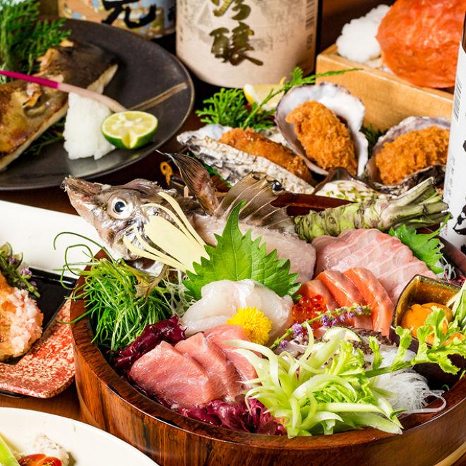 海鮮個室居酒屋 魚吟 京橋店