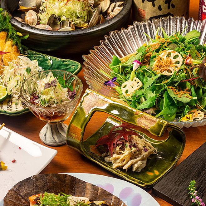 海鮮個室和食 翔 上野店
