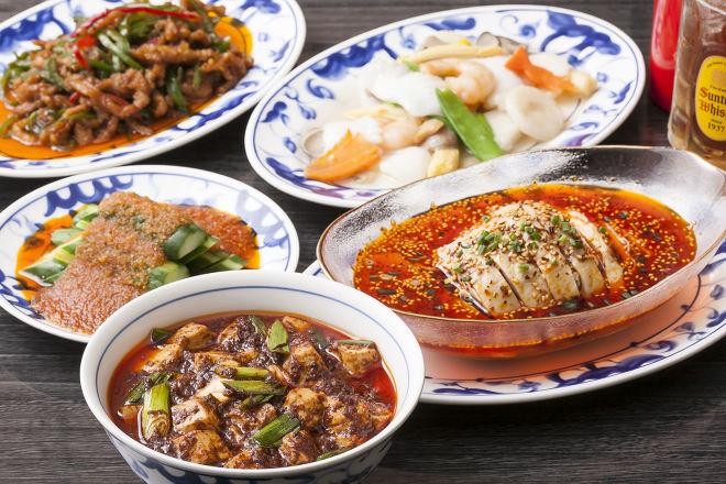 陳麻婆豆腐 東急プラザ赤坂店