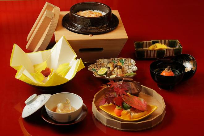 ホテル雅叙園東京 日本料理 渡風亭