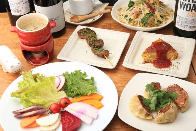 お野菜小皿料理のワインバル KiboKo