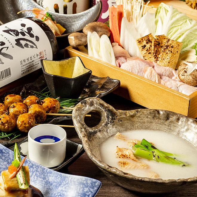 個室と地鶏和食 なか匠 神田店