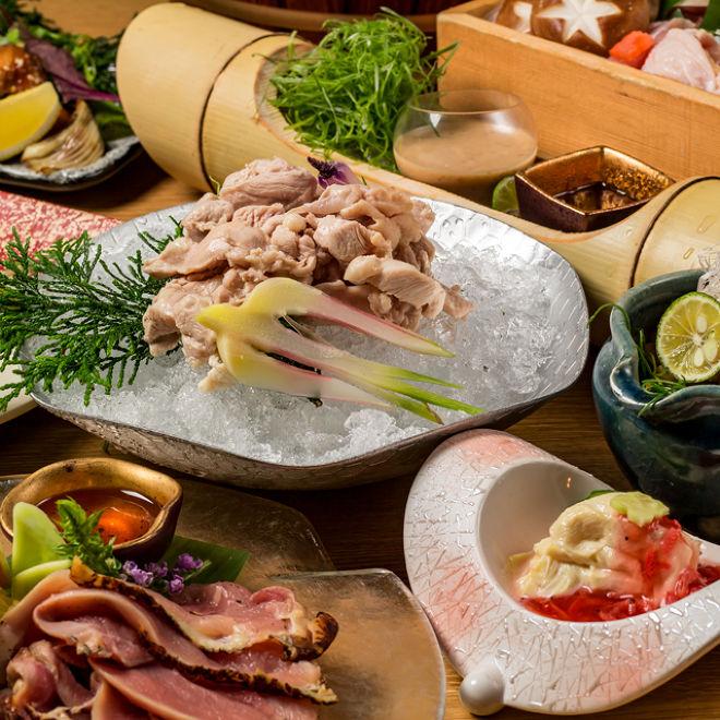 地鶏個室居酒屋 鳥廉 上野店