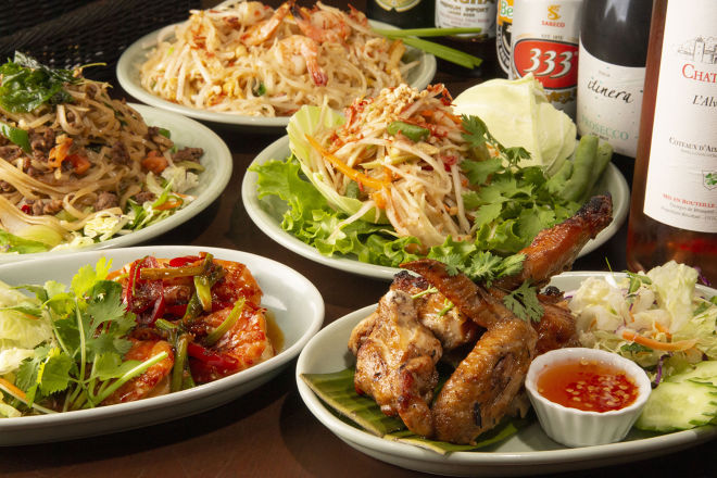 Thai&Vietnamese restaurant クロープクルア
