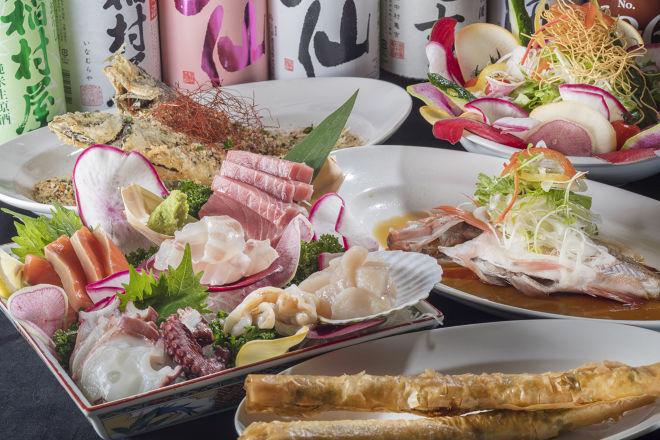 海鮮居酒屋 fish&fish