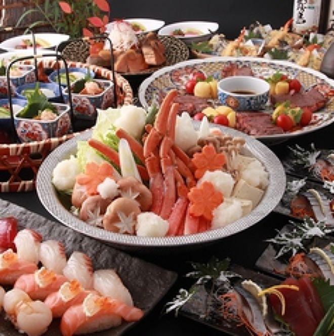 すすきの個室居酒屋 東北料理とお酒 北六 札幌すすきの店