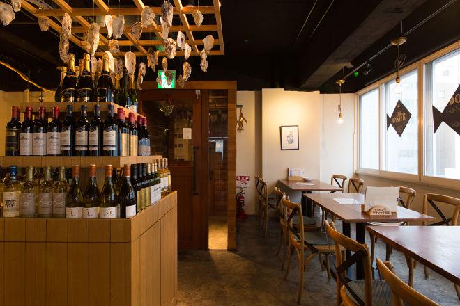 牡蠣と魚介のワイン酒場 フィッシュマンズ_3