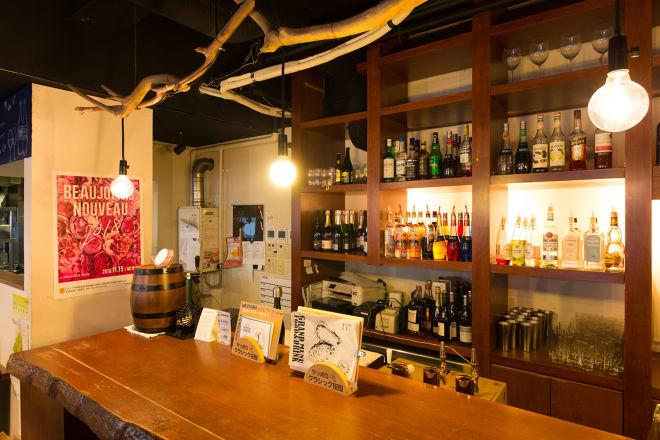 牡蠣と魚介のワイン酒場 フィッシュマンズ_7