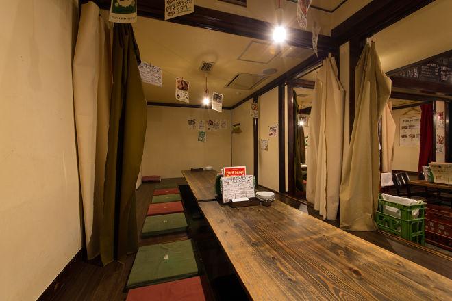 北海道イタリアン居酒屋エゾバルバンバン 大通店_2