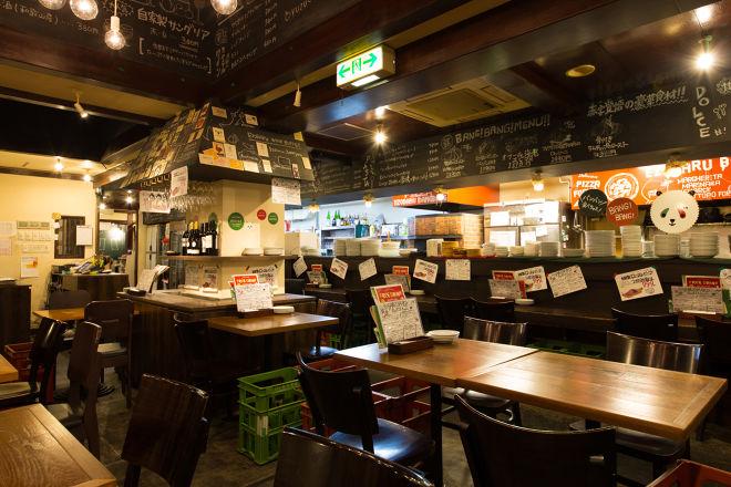 北海道イタリアン居酒屋エゾバルバンバン 大通店_4