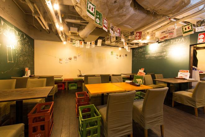 北海道イタリアン居酒屋エゾバルバンバン 大通店_5